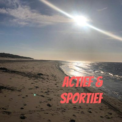 Actieve & sportieve Detox Vlieland