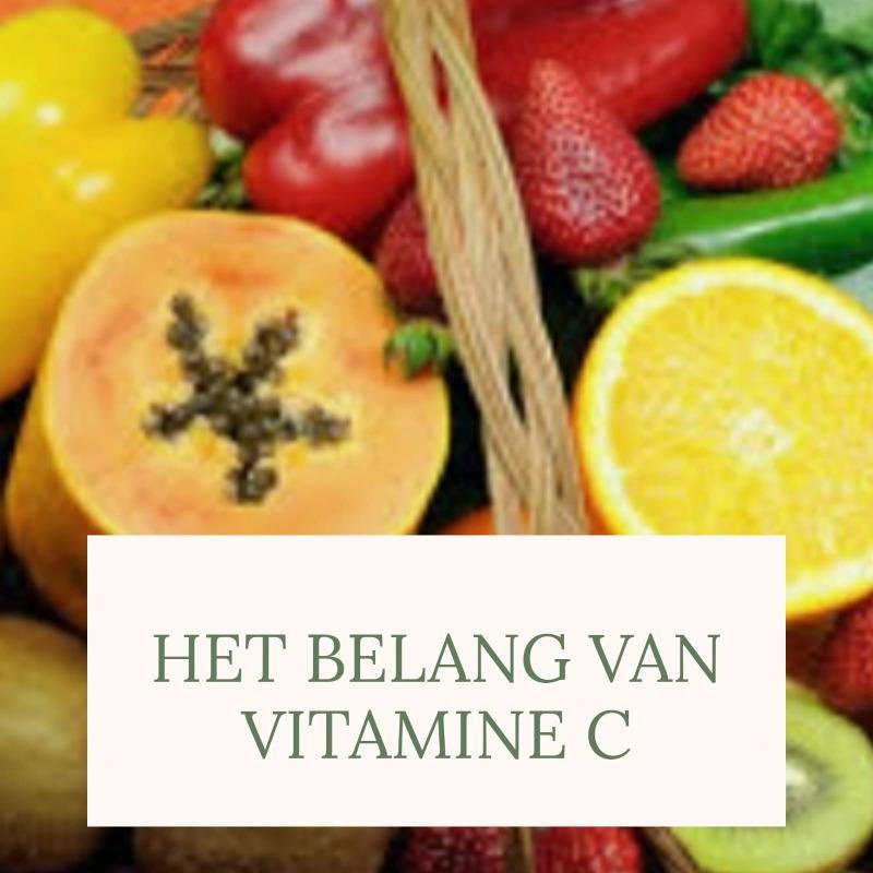 Belang van vitamine C 800 x 800