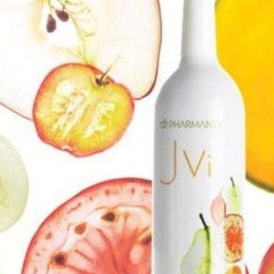 """JVI Vitamine drank! """"joie de vivre"""""""