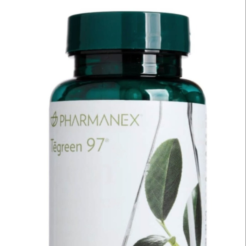 TeGreen 120 Groene thee capsules Pharmanex