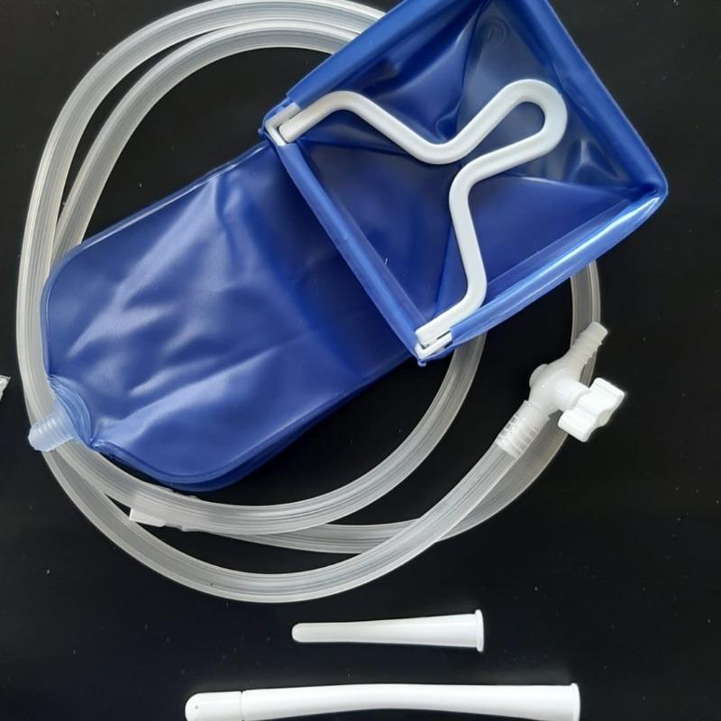 Luxe darmreiniging set (klysma) 2 liter