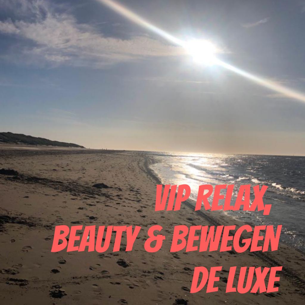 VIP, Relax, Beauty & Bewegen detox de LUXE (optioneel paarden coaching)